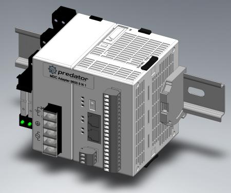 Predator MDC Adapter for hardware based machine monitoring
