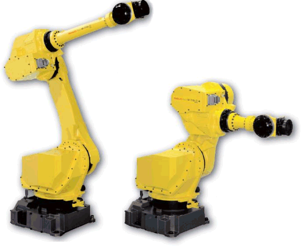 Machine Monitoring with Fanuc Robots | Fanuc Robot Data