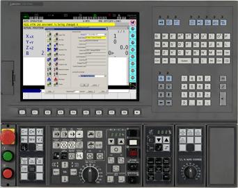 Okuma DNC software options for CNC RS232 transfer, wireless and