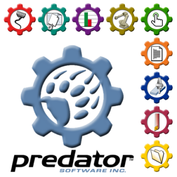 Predator Software Logos